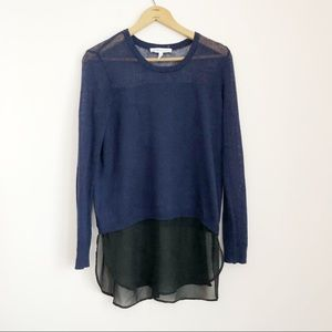 BCBGeneration Twofer Sweater